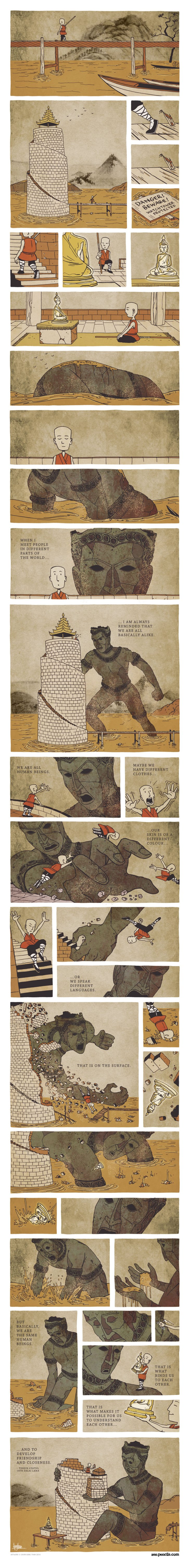dalai-lama-zen-pencils
