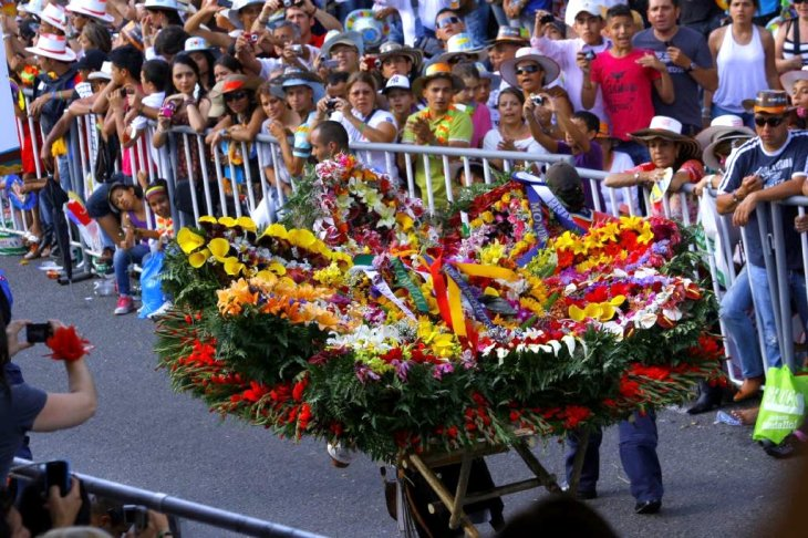 Festival of the Flowers Medellin