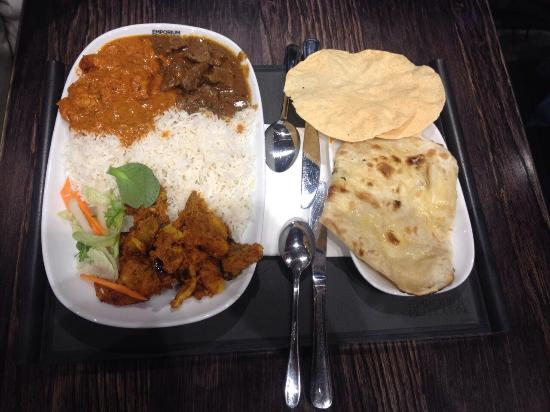 Bombay Duck food Melbourne