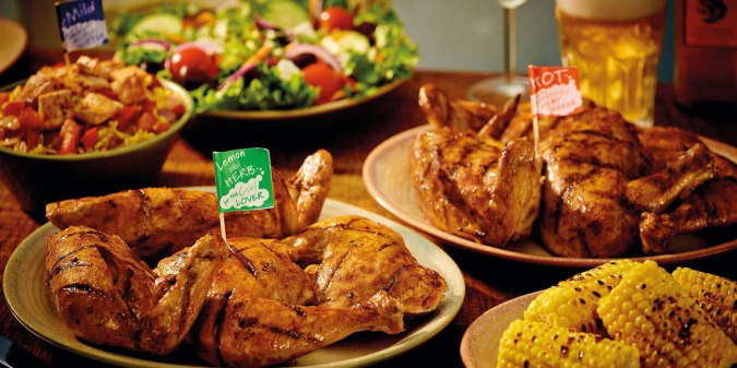 Nandos food Melbourne