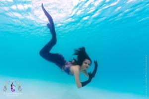 Mermaid Inc underwater shoot