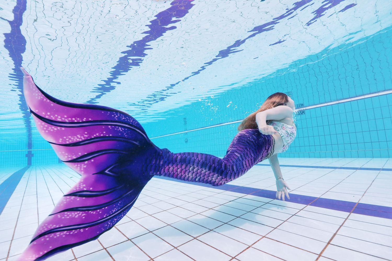 Mermaid Inc Galatea tail
