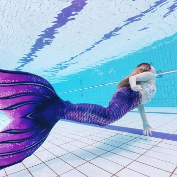 Mermaid Inc Galatea tail